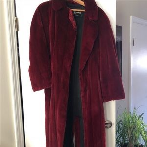 Jackets & Blazers - Sheer mink coat